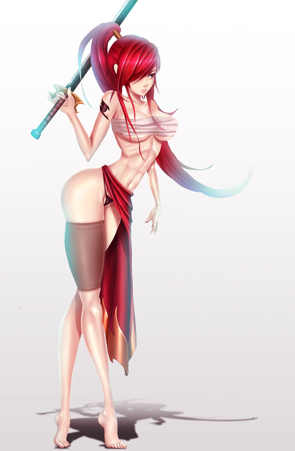 FAIRY TAIL ERZA GTXnv
