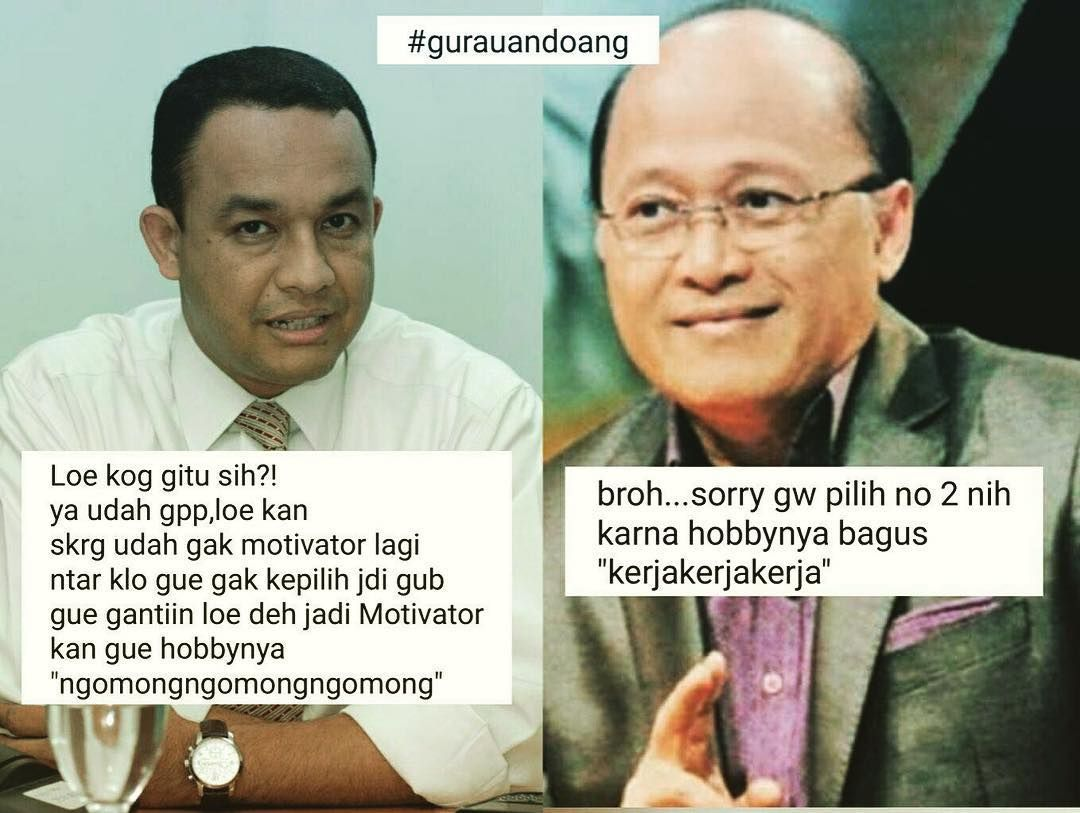Words Cant Bring You Down Talklessdomore Ahok