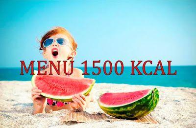 Recetas Light - Adelgazaconsusi: Menú de dieta de 1500 -1350 calorías para…
