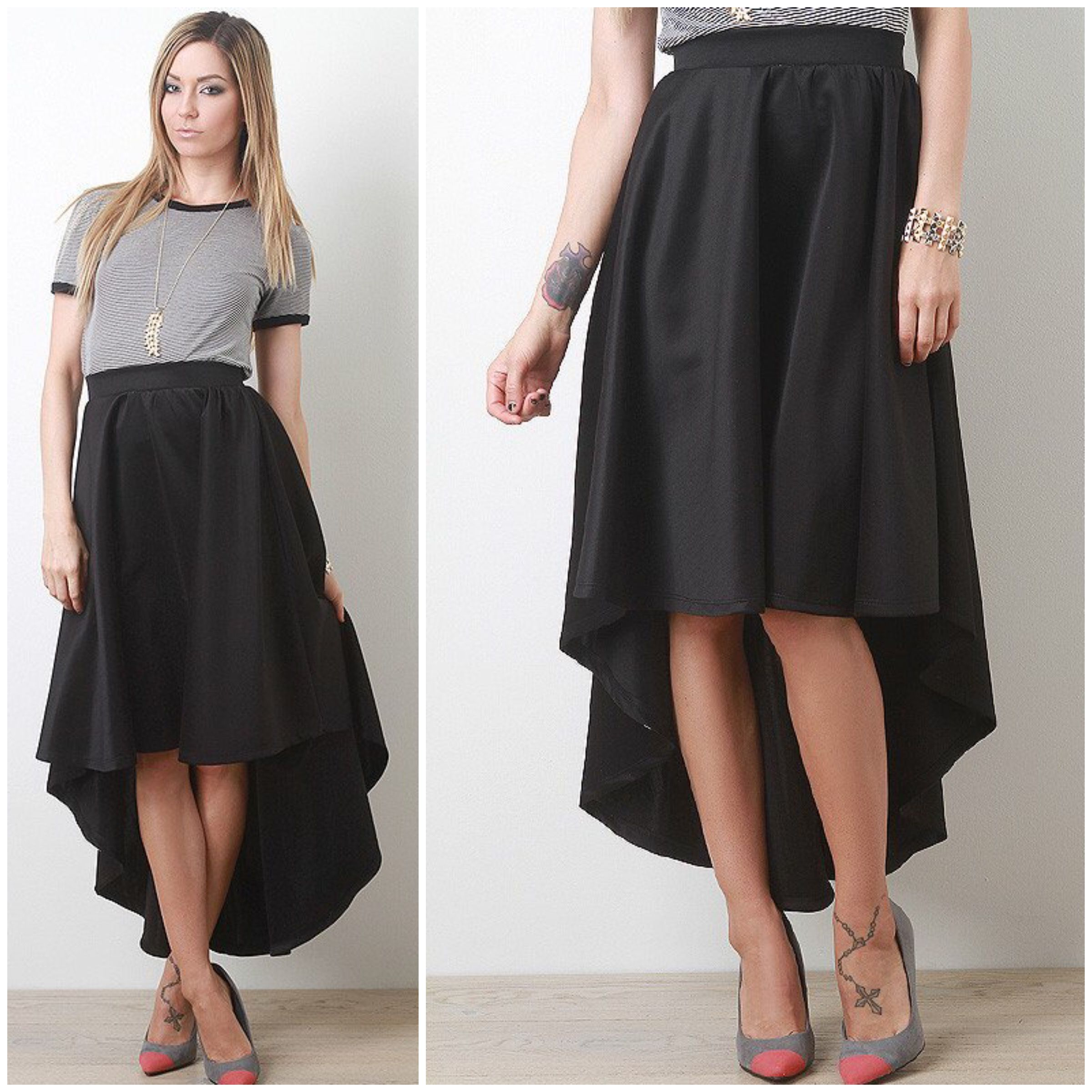 2019 year for girls- Waisted high maxi skirts tumblr