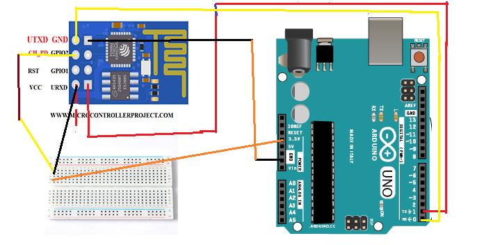 Esp8266 Arduino Send Data To Web Server Tutorial With Example | ASUS