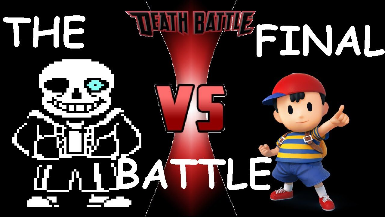 SANS VS NESS-THE FINAL BATTLE | gaming | Character, Fictional