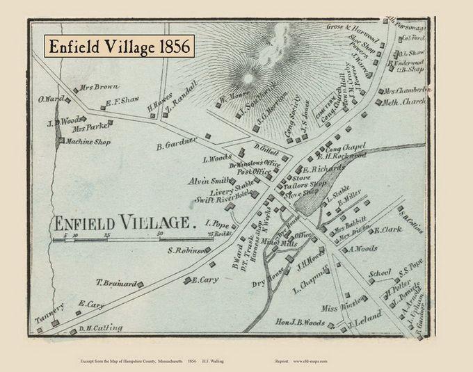 Enfield, Mass