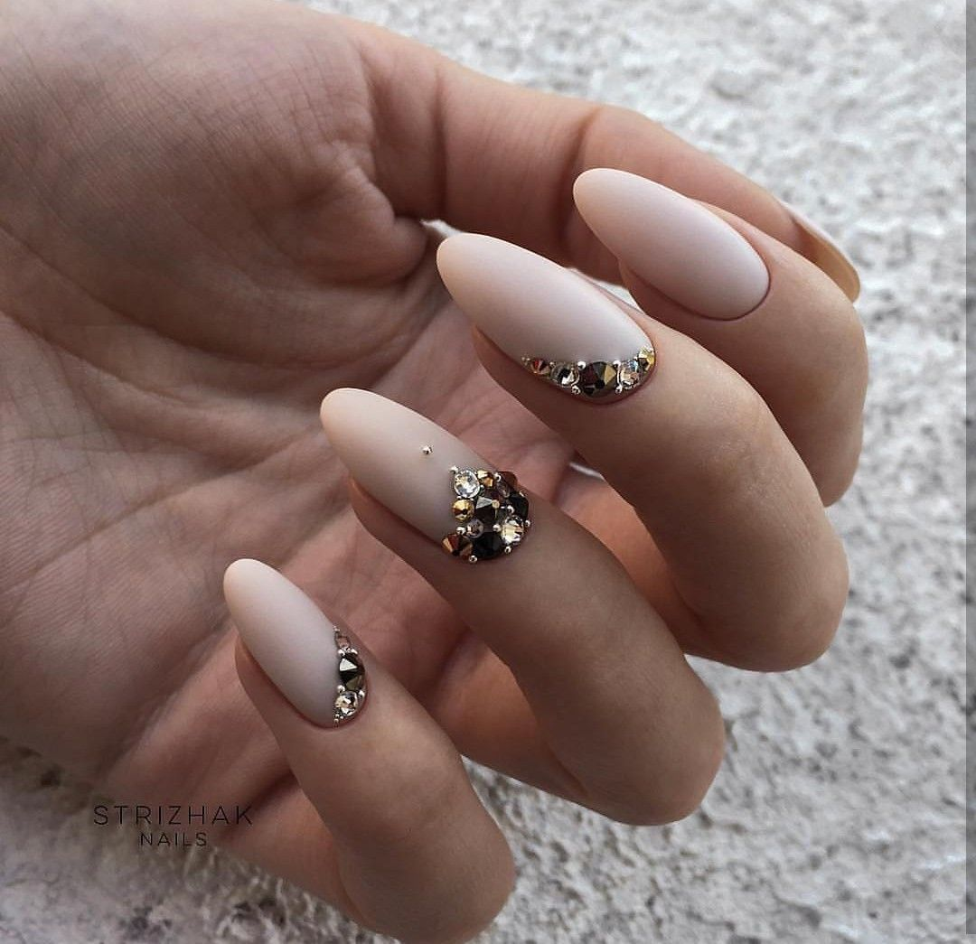 Pin by Hazel Merodio on uñas | Pinterest | Manicure, Makeup and Nail ...