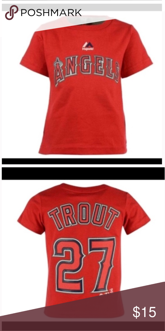 13637c527d2 Los Angeles angels official player Give your little one a head start on  team gear with