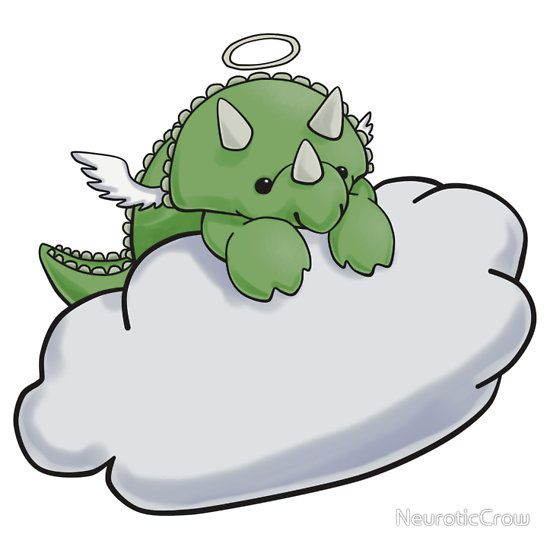 Angel Triceratops