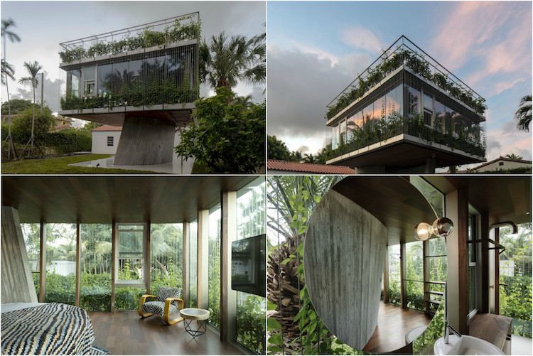 25 raisons en images pour préférer la maison avec toit terrasse House