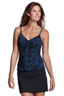 09a300dafcee6 Women's Mastectomy Swimsuits from Lands' End   Breast Cancer ...