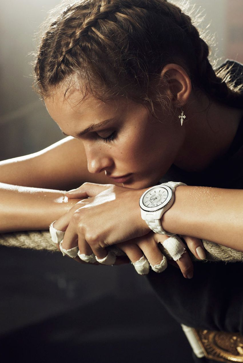 Watch and earrings and fingerbandage jewelry pinterest workout