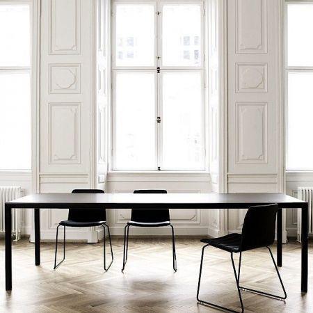 Esstisch Le Design la table hay t12 rectangulaire ou carrée le design nordique beau