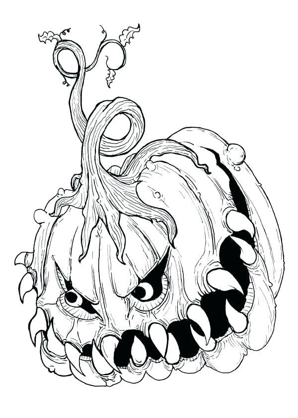 Halloween Coloring Pages Creepy Halloweencoloringpages Halloween Coloring P Halloween Coloring Pages Printable Halloween Coloring Pages Monster Coloring Pages