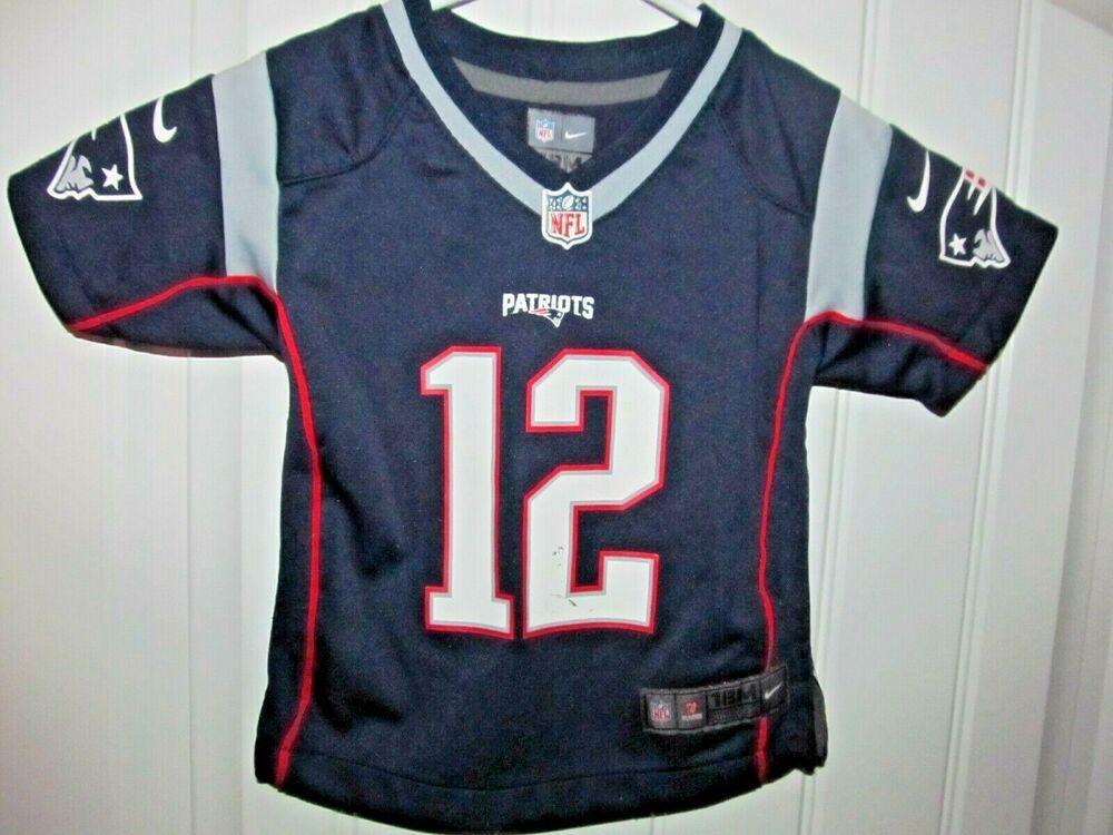 Tom Brady - New England Patriots Jersey - Nike Infant 18 months ...