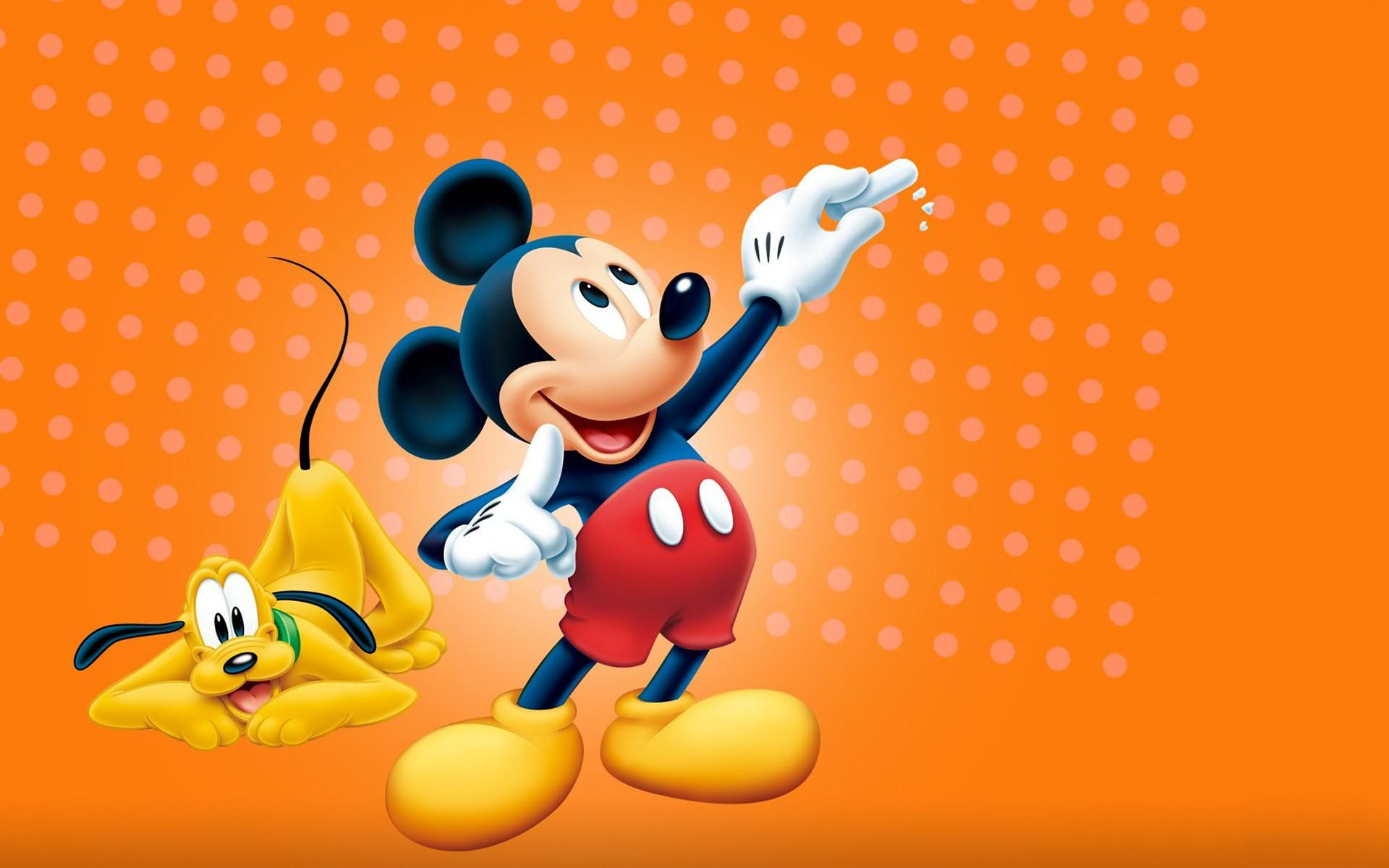 Mickey Mouse Hd Images