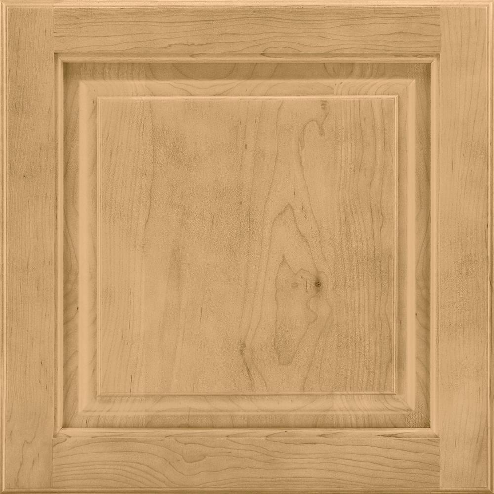 American Woodmark 14 9 16 In X 14 1 2 In Cabinet Door Sample In