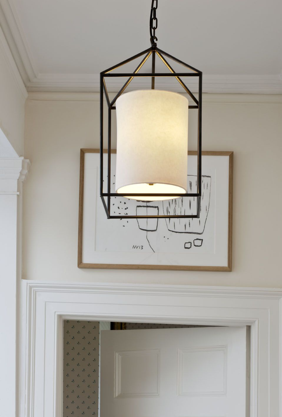 Vaughan's Ladbroke Lantern Furniture, Table, Fabric ...