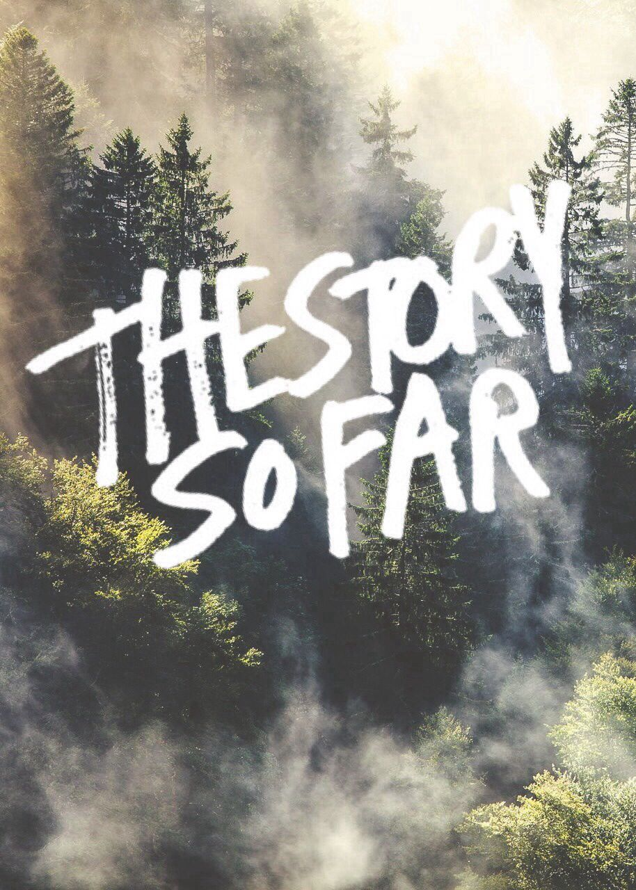 Fall Out Boy Lyrics Wallpaper Tssf The Story So Far Band Wallpapers For Iphones