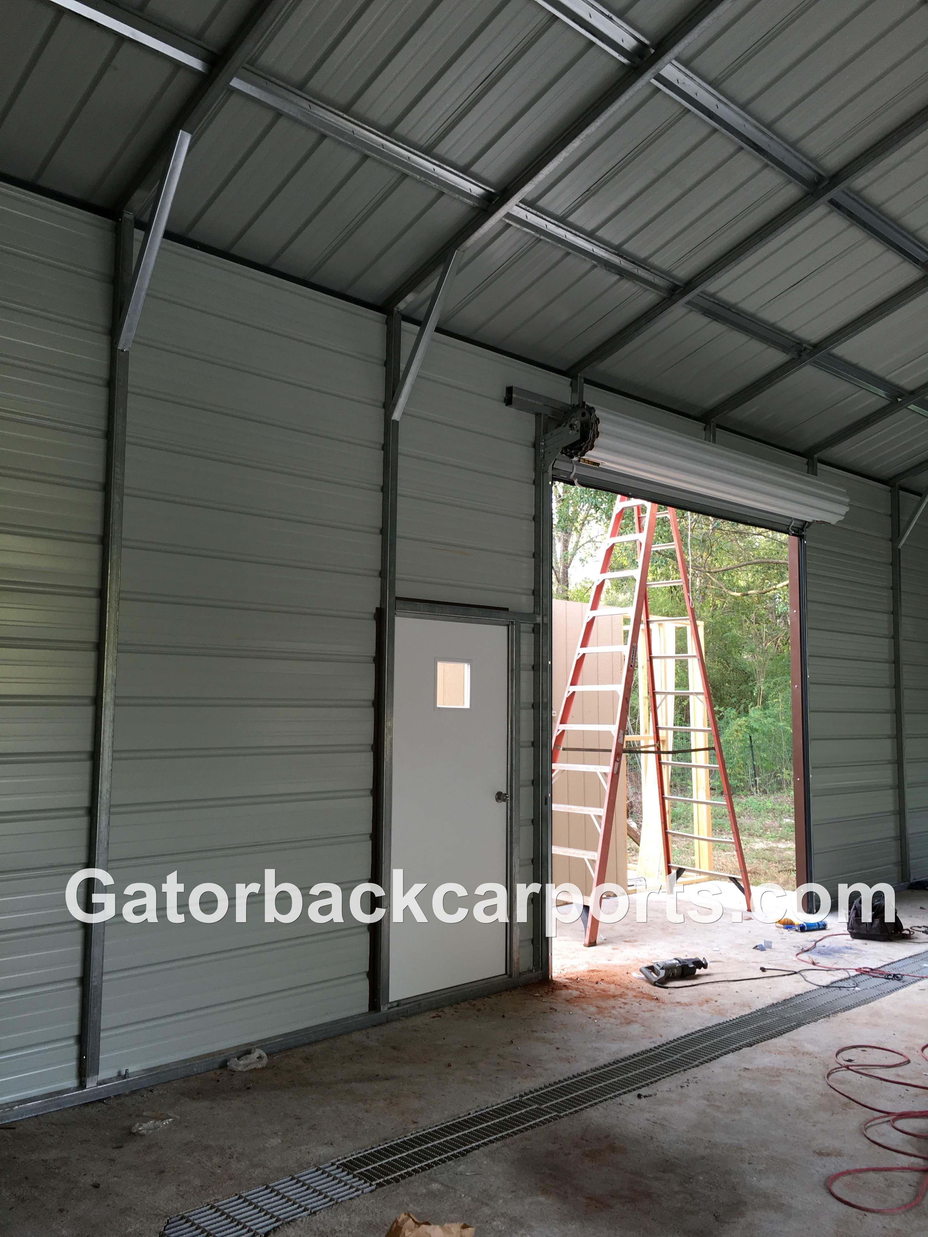Metal Garage Side Doors Httpvoteno123 Pinterest Metal