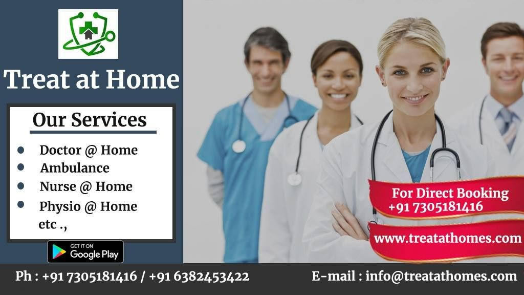 Our Services Doctorhome, Ambulance Service, Pharmacy