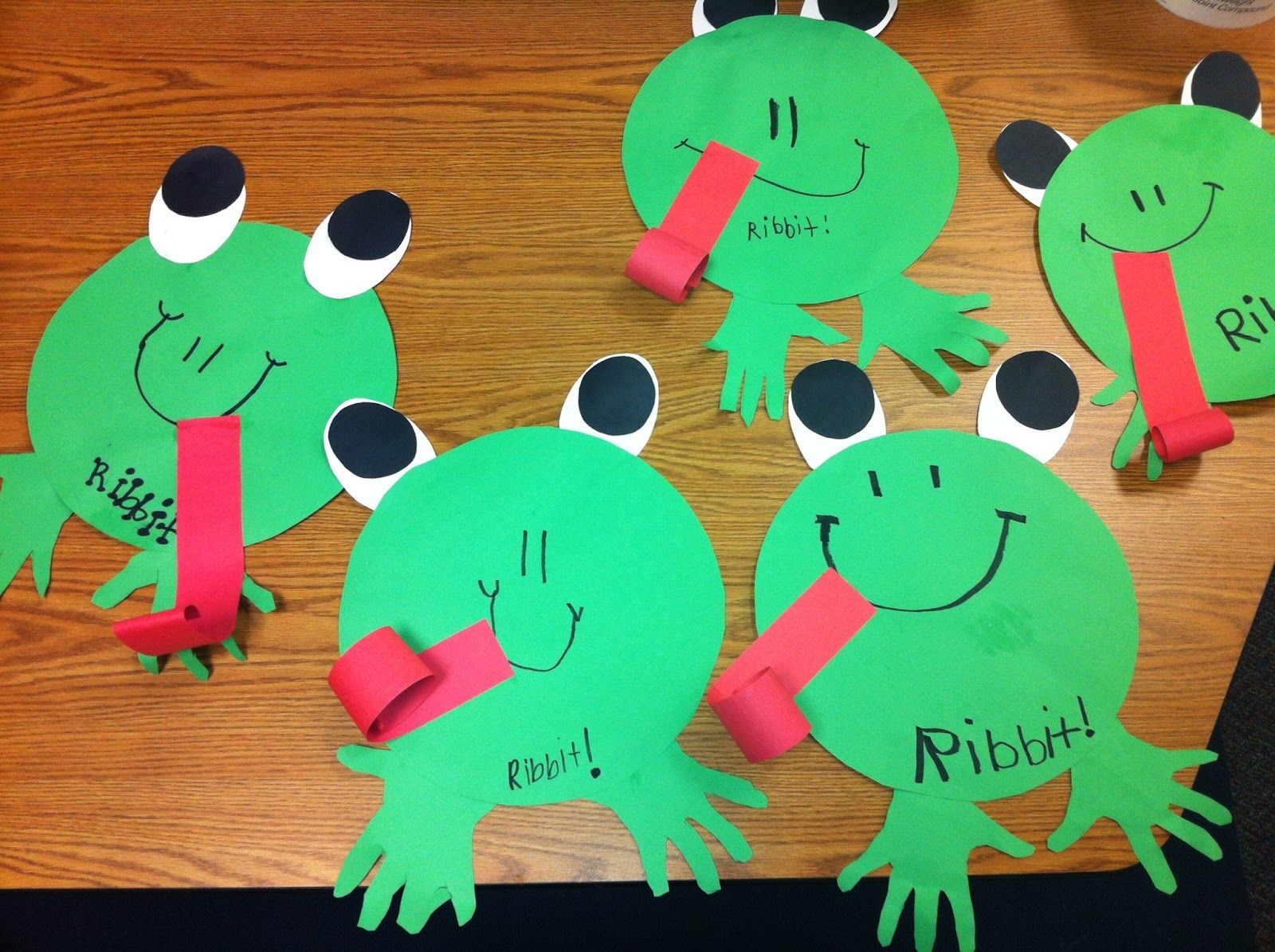 Ribbit Check Out Our Cute Little Froggies That Use The