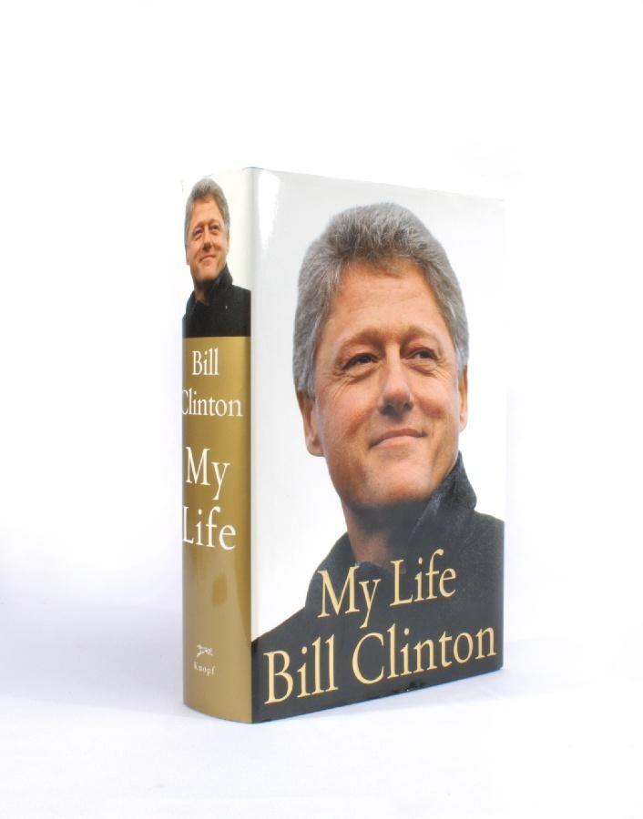 My Life by Bill Clinton - XL Secret Safe Book