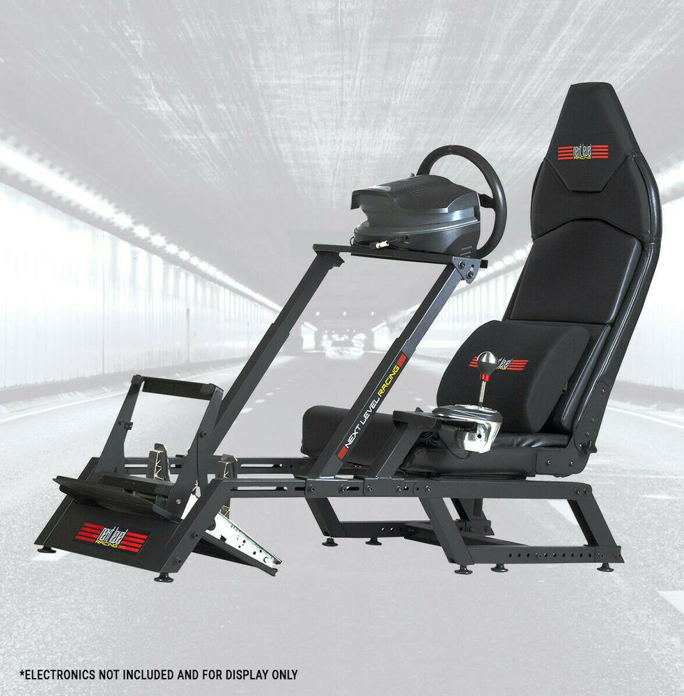 Next Level,Racing FGT Simulator.Cockpit Gaming Chair PS4