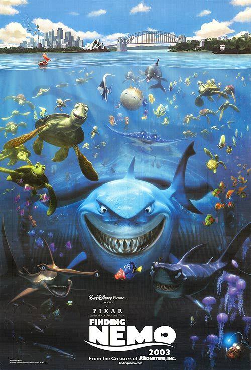 Pixar Animation Studios (as A Pixar Animation Studios Film ...  Walt Disney Pictures Presents A Pixar Animation Studios Film Finding Nemo