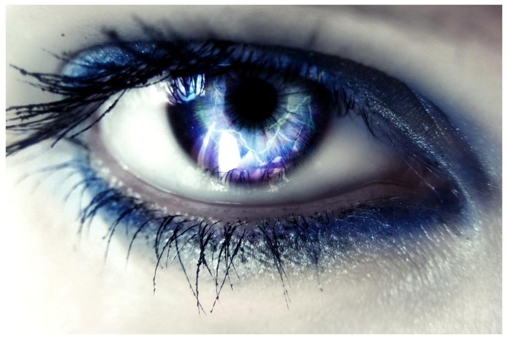 Lightning Eye By Pegacorngem12 D5wg451 Png 1024 683 Rainbow Eyes Beautiful Eyes Eyes