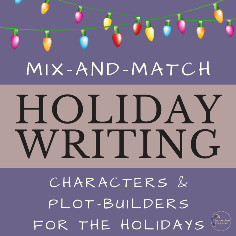 Christmas Holiday Writing Prompts for Fourth Grade, Fifth Grade (and beyond) -   18 tulisan holiday Tumblr ideas