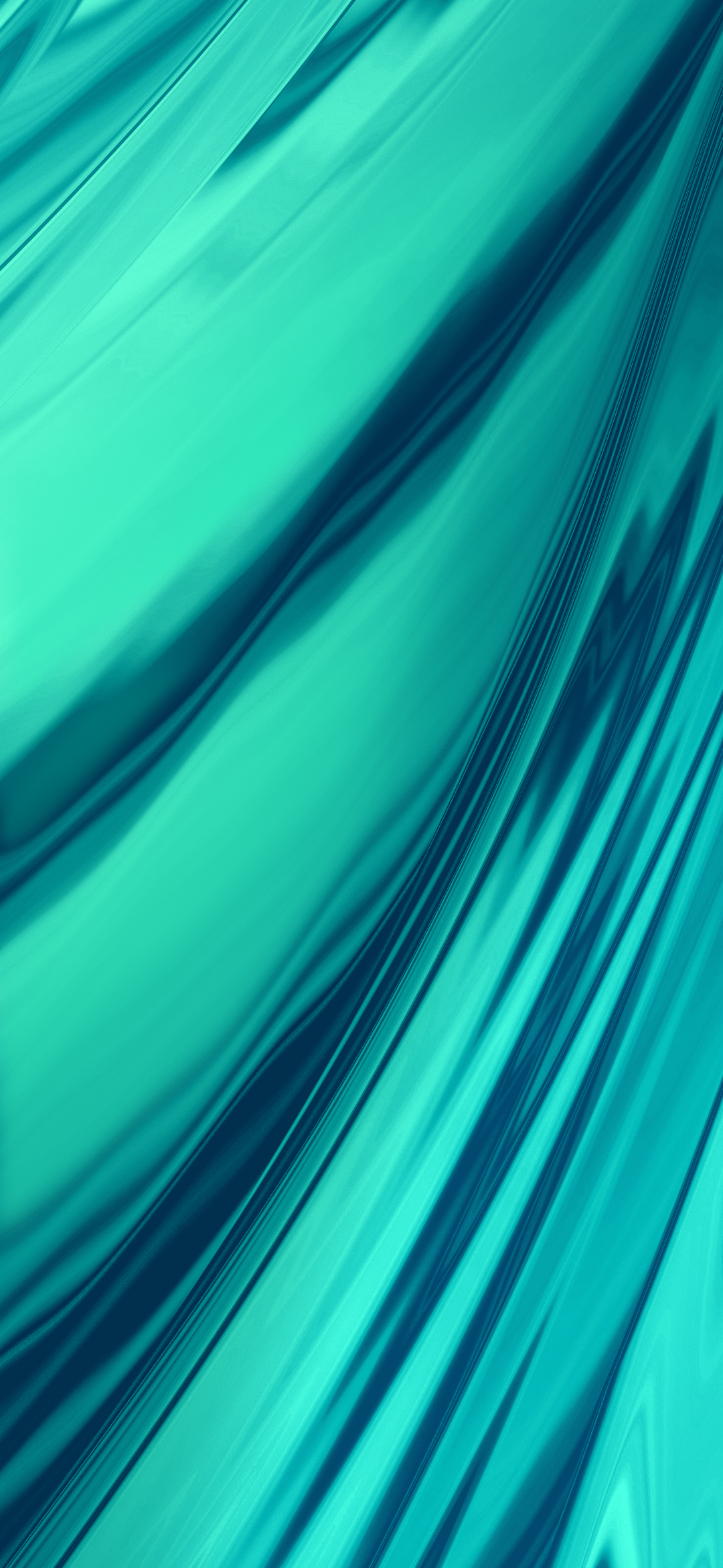 Abstract Teal Green Background