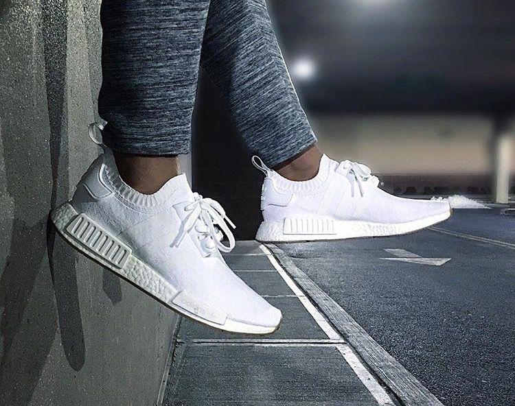 Votación Personal Amplia gama  adidas originals nmd r1 white gum cheap online