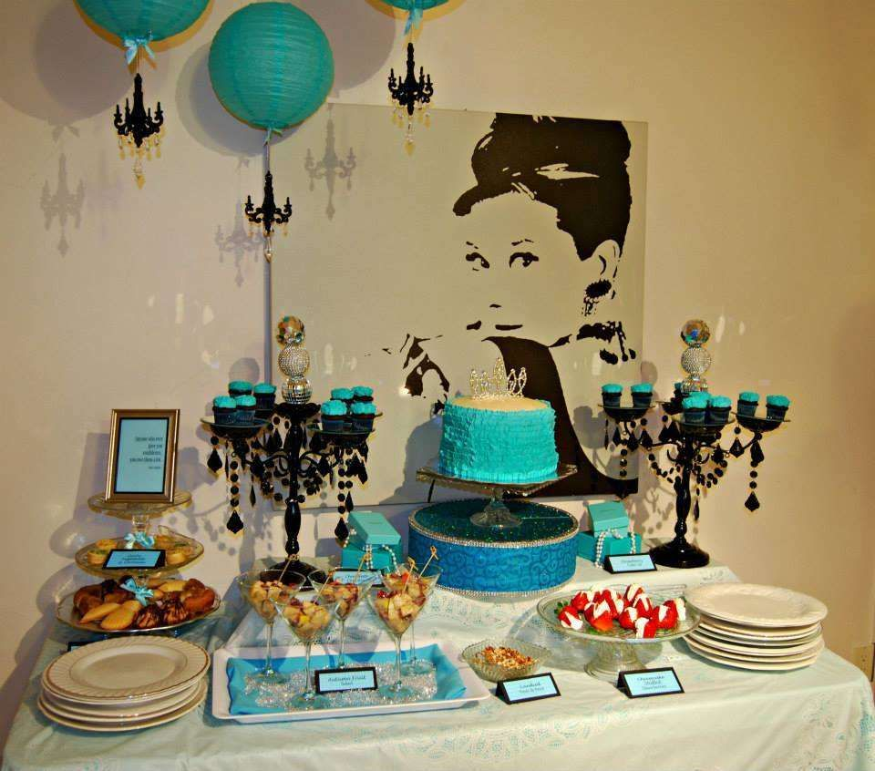 Breakfast At Tiffanys Housewarming Party Ideas Tiffany S - Decorations for house warming parties ideas