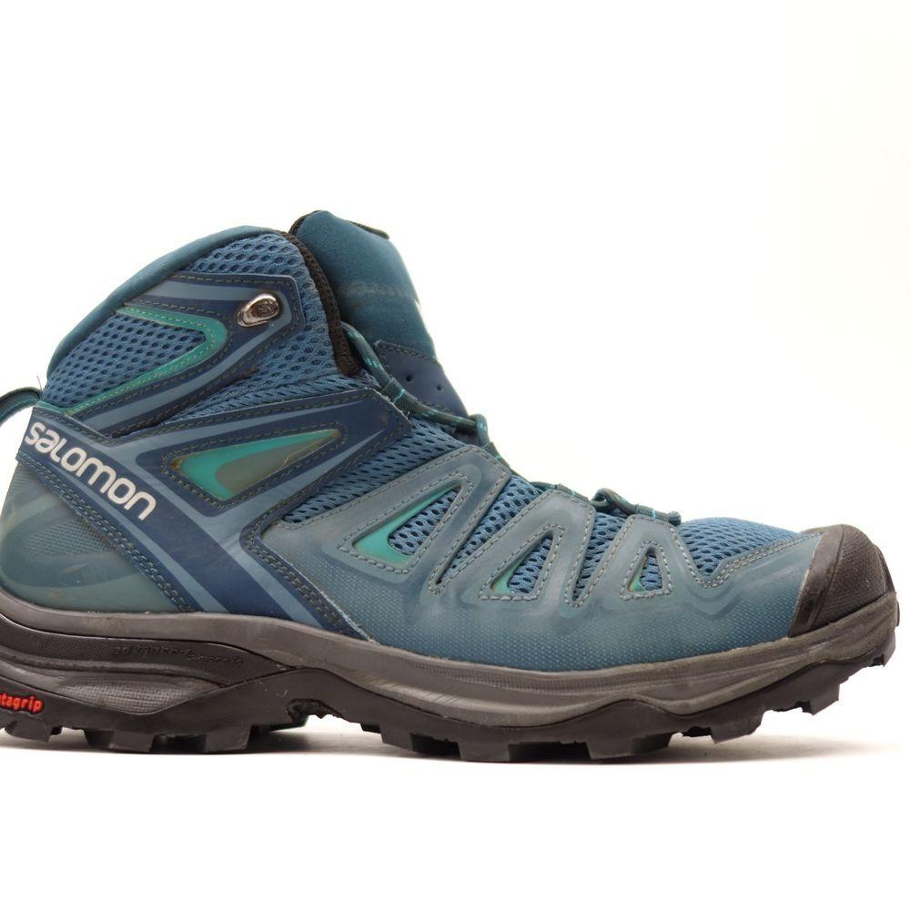 Salomon Womens X Ultra Aero Mid 3 Athletic Support Hiking