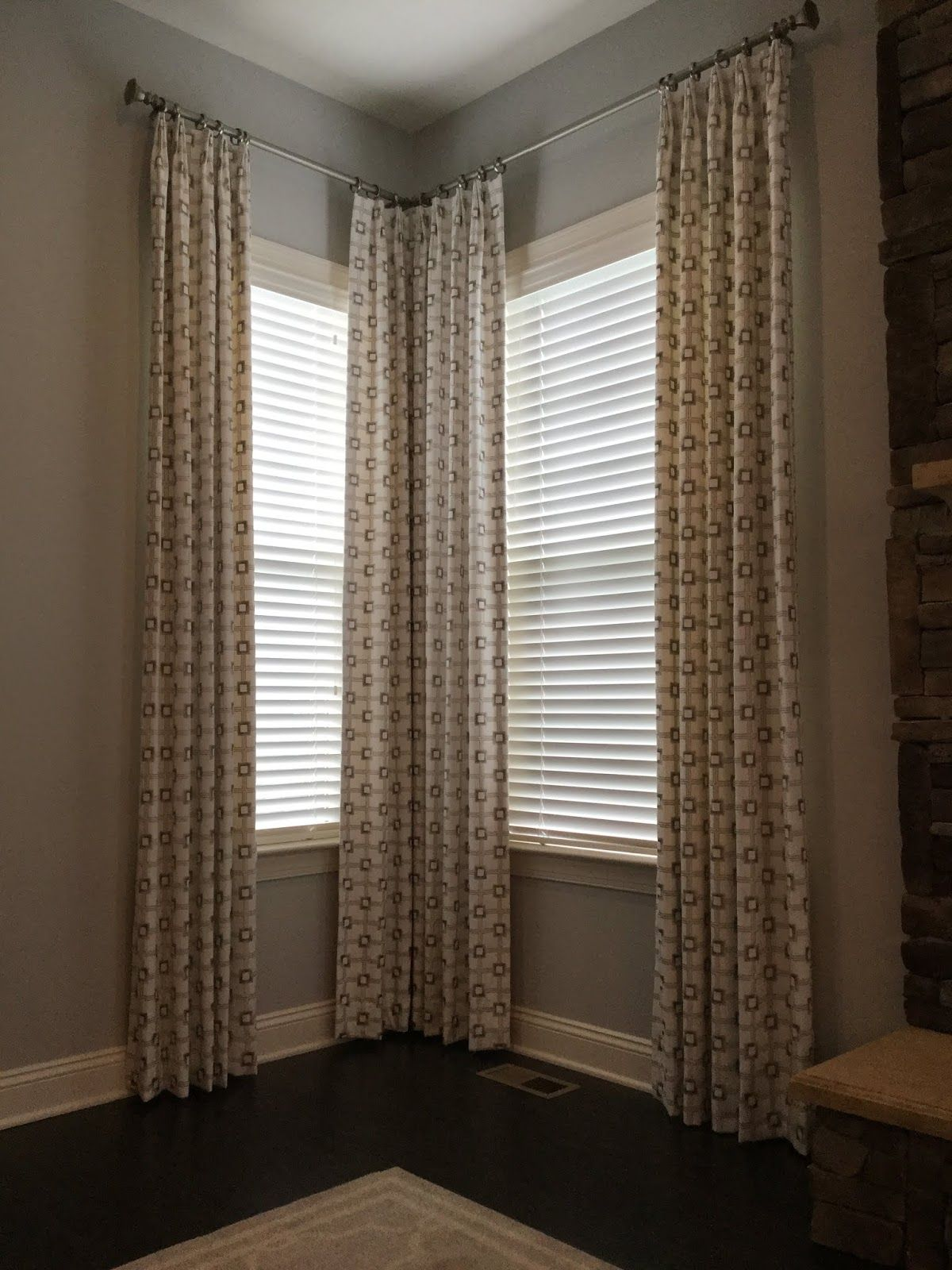 Zivic Fr 3 Jpg 1 200 1 600 Pixels Corner Window Curtains Corner Window Treatments Corner Window