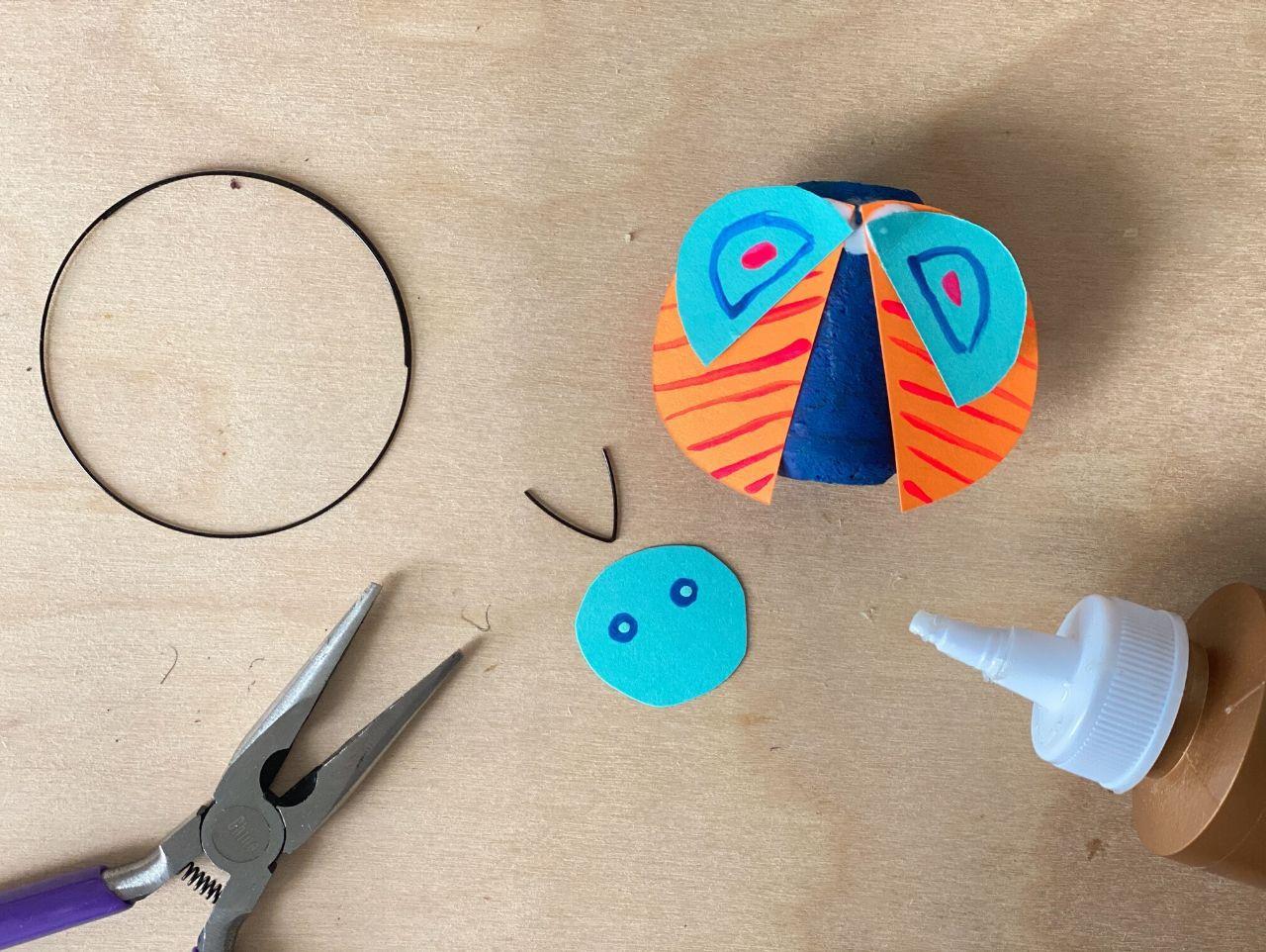 Cute Creepy Crawler Craft