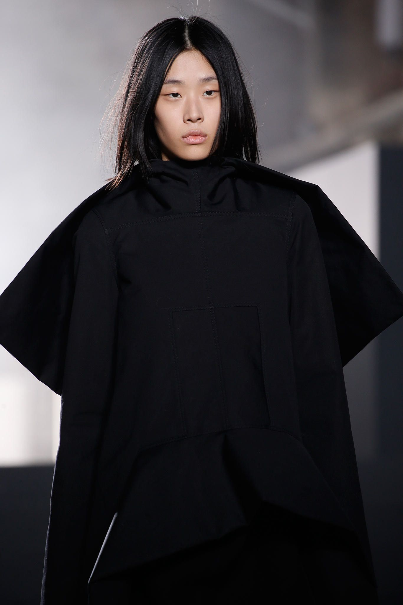 Rick Owens Fall 2015 Ready-to-Wear Fashion Show