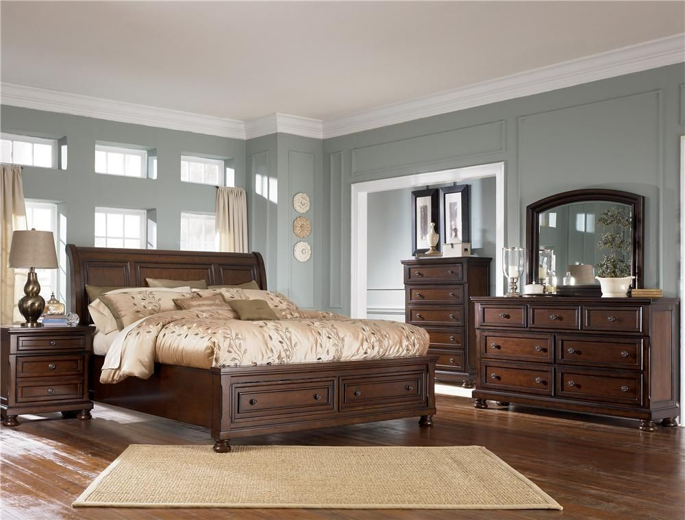 Ashley Furniture Porter Bedroom Set 1000 x 759