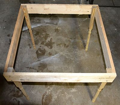 Shabby Love Kid S Pallet Table Simple Table Diy Furniture Decor Pallet Table