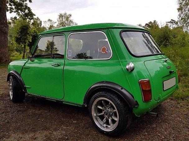 R50 Mk I Mini Cooper