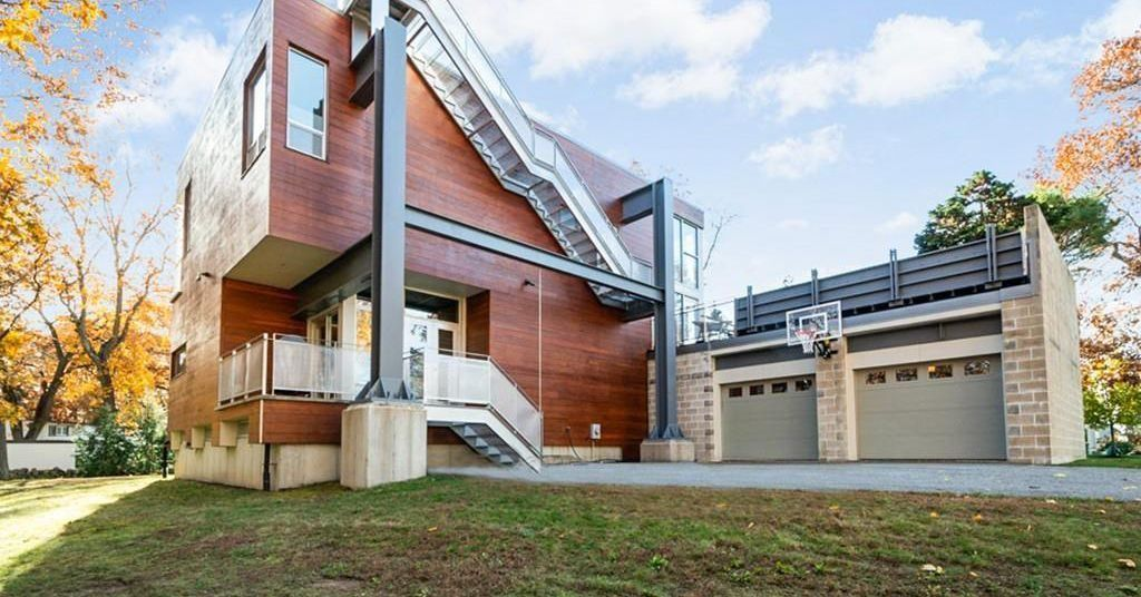 Lexington House Made With Material From The Big Dig On Sale For 2 3m Lexington Home Architectural Features House