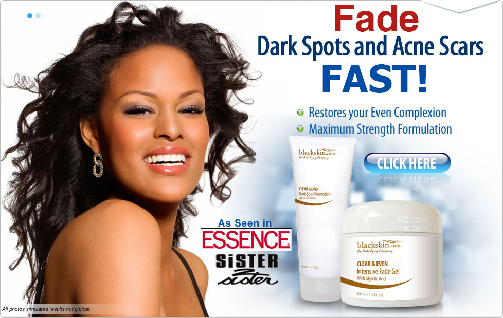 African american facial products