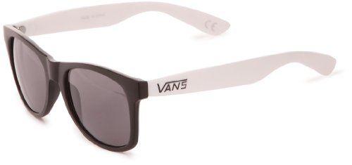 Vans Herren VLC0BA2 SPICOLI 4 SHADES Wayfarer Sonnenbrille, Black (Black/White)