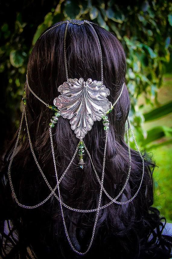 Gods, Godesses and Angels theme  Greenwood Fairy Circlet. Jewelry                       http://buyjewelrydeals.com