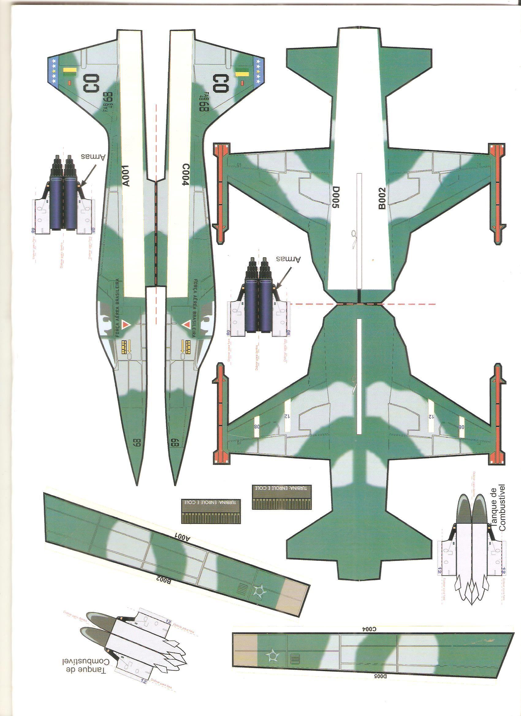 how to make aeroplane model with cardboard