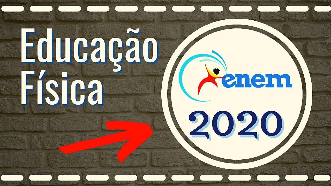 Questoes De Educacao Fisica Enem 2020 Comentadas Em 2021 Educacao Fisica Curso De Educacao Fisica Enem