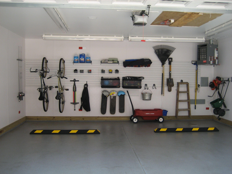 wall ideas tote home storage best design garage shelving