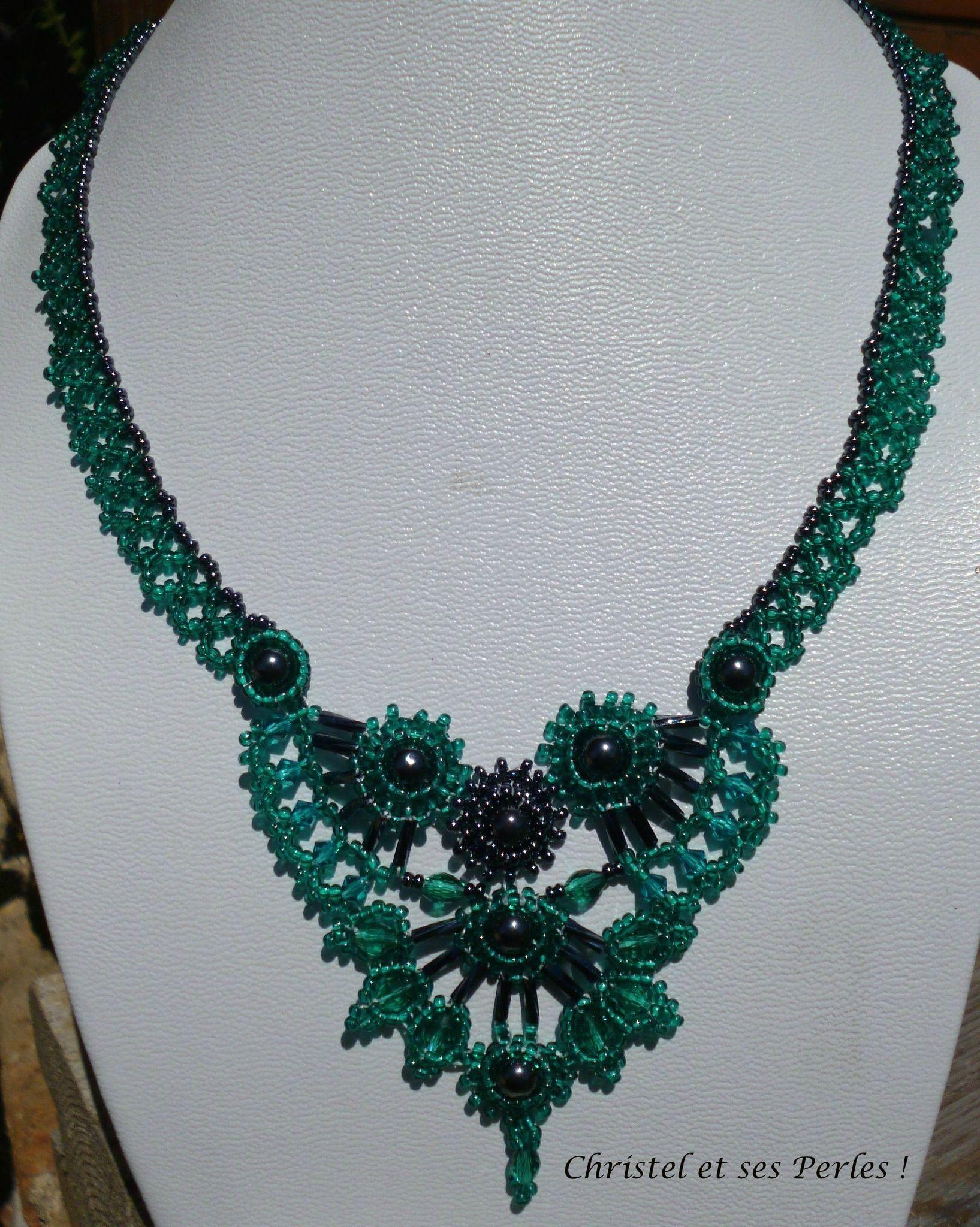 perle de rocaille origine
