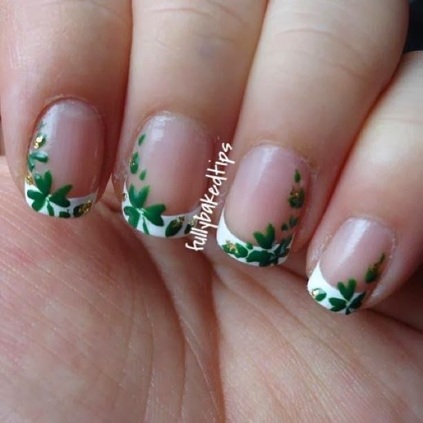 Shamrock Tips for St. Patrick\'s Day. Source untrackable. Featured in ...