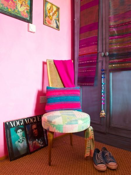 Moon to Moon: The Bohemian, Jewel Toned Home of.... Pippa Small ...