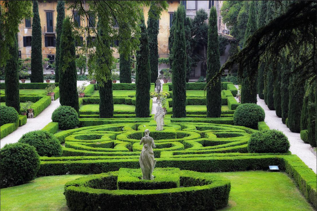 Giardini giusti verona garden interiors verona
