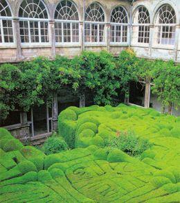 Boj Garden Del Pazo De Quiñones De Leon Vigo Jardines Mandados Hacer Por Los M De Valladares España Pontevedra Galicia Jardines